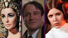 In memoriam: las grandes estrellas que nos dejaron en esta década
