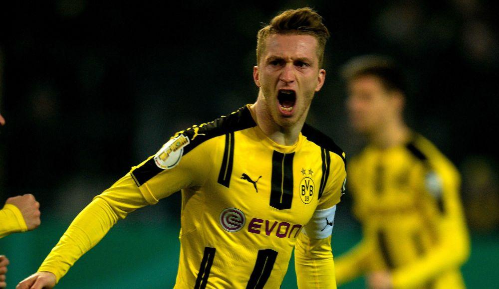 BVB: Reus-Comeback gegen Eintracht Frankfurt