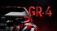 Toyota annonce l'arrivée d'une Yaris GR-4