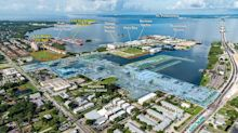 WCI lists vacant land, marina in Westshore Yacht Club for sale