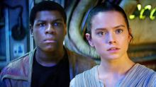 Star Wars 8: Don't Expect Romance Between Finn And Rey