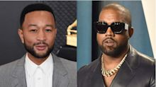 John Legend Calls Kanye's Presidential Bid Into Question: 'It's Life And Death'