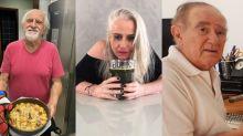 Avós das redes sociais: Ary Fontoura, Ana Maria Braga e outros artistas bombam no Instagram