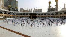 Peregrinação em Meca, limitada pela pandemia, chega ao fim