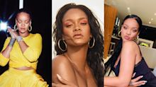 Os brincos mais incríveis de Rihanna!
