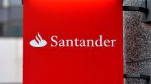 Santander slashing rate on flagship 123 current accounts again