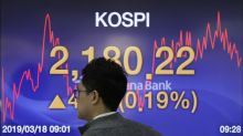 Global shares rise as investors watch US-China trade talks