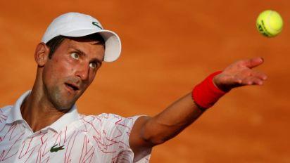 Roland Garros poderá ter até 5.388 espectadores por dia