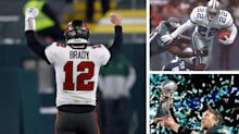 Who is the NFL's ultimate clutch playoff player?
