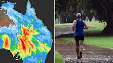 Australia weather: Two months' rain set to fall over a few days