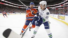 Henrik Sedin's game is getting more extreme in old age