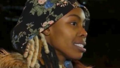 NY mom in viral police encounter freed from jail