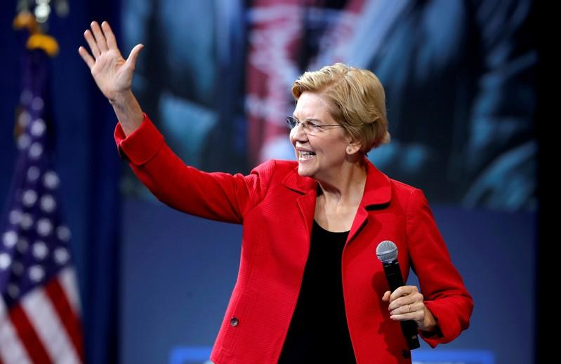 Warren rolls out plan for '$800 billion investment' in public schools