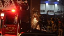 Burnaby workshop damaged in overnight fire