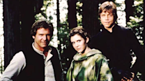 The Original Star Wars Cast Returns for JJ Abrams Star Wars Episode 7