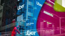 Uber Profit Goal Fails to Win Over Wall Street as Eats Lags