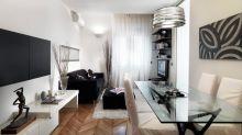 Apartamento pequeno e moderno esbanja graça