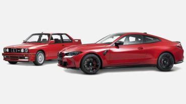 時尚品牌Kith與BMW合作,打造E30 M3/M4特仕車