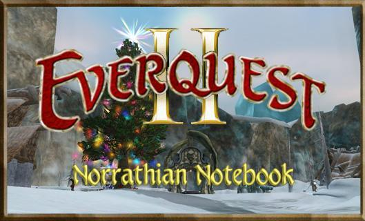 Norrathian Notebook:  Frostfells of EverQuests past, present, and Next