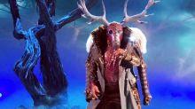 Reindeer games: The latest 'Masked Singer' mystery celebrity is a Super Bowl champion quarterback