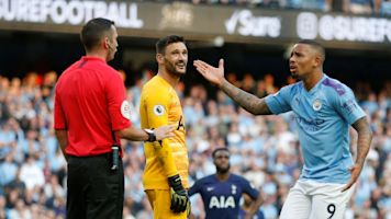 Man City settles for one point vs. Tottenham