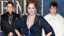 Fantastic Beasts 2 London premiere: Red carpet style