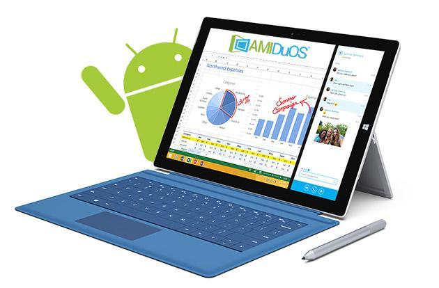 Engadget giveaway: win a Microsoft Surface Pro 3 courtesy of AMIDuOS!
