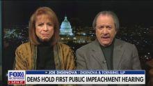 Jewish Groups Blast Fox News for Joe diGenova's Anti-Semitic Soros Conspiracy Theory