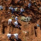 Coronavirus world round-up: Brazil's daily death toll highest in world