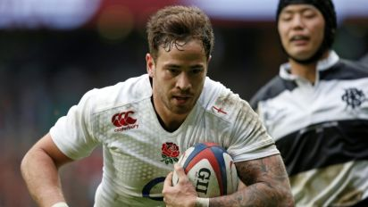 Cipriani axed from England training squad