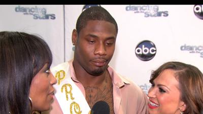 Jacoby Jones Named Prom King On 'Dancing With The Stars'