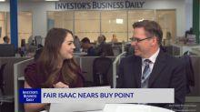 FICO, A Long Term Leader, Nears Buy Point