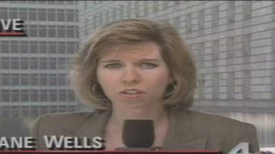Jane Wells covers OJ Simpson criminal trial