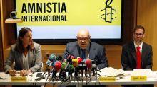 Amnistía Internacional pide la liberación de dos de los líderes catalanes encarcelados