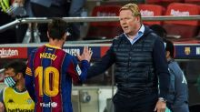 """Ronald Koeman: """"Si Messi no tiene molestias, siempre es titular"""""""