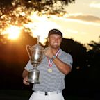 DeChambeau muscles his way to U.S. Open victory