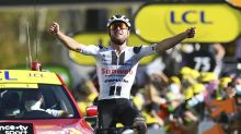 Hirschi thrilled to make his Marc with first stage win of career