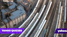 Quiz! How well do you know Britain's rail routes?
