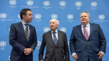 Macedonia, Greece 'dedicated' to resolving name spat: UN