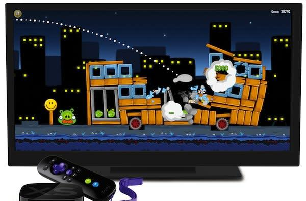 Roku adds more games, cleans up the PQ on its latest streamers