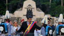 Venezuela's Maduro says authorities foiled opposition coup plot
