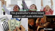 This grandmother's advice helped create a self-made milli...