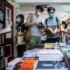 Jittery Hong Kong authors seek Taiwan safety after security law
