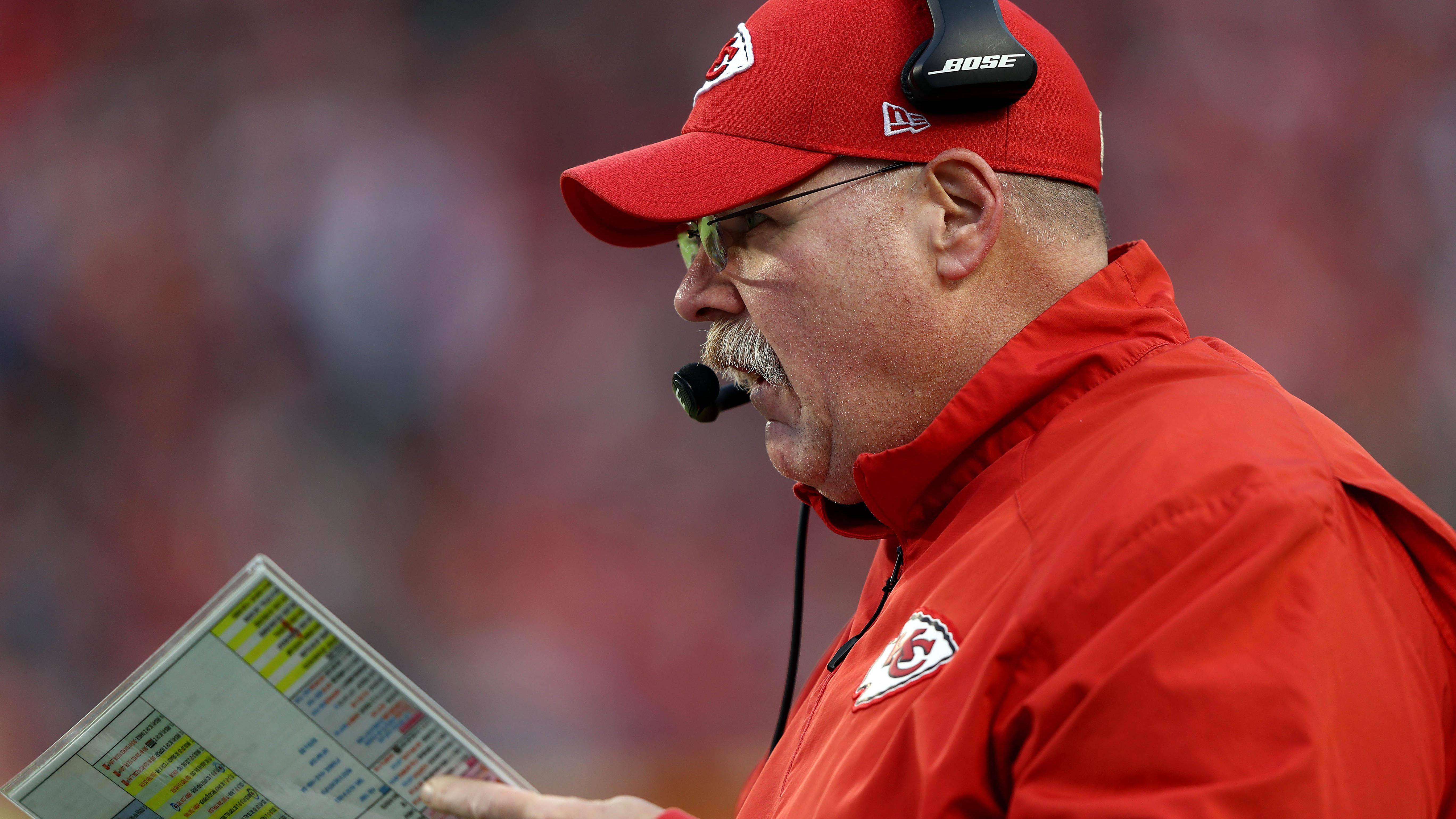 Andy Reid S Legacy Is On The Line In Kansas City Video