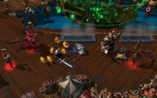 Heroes of the Storm enters technical alpha testing