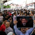 Erdogan attends prayers for Egypt's ex-president Morsi