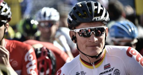 Cyclisme - Giro - Tour d'Italie : Lotto-Soudal compte sur André Greipel