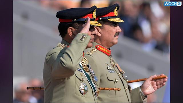 Pakistan Prime Minister Discusses Security With Army Chief