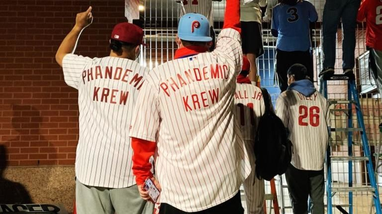 Phillies fans impact game even from outside