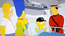 'The Simpsons' throws some shade at the Ottawa Senators in latest episode